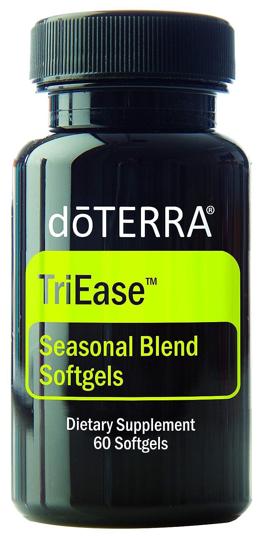 doTERRA TriEase Blend Softgels