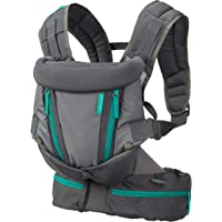 Infantino Carry On Carrier - Ergonomic, Expandable, face-in and face-Out, Front and Back Carry for Newborns and Older…