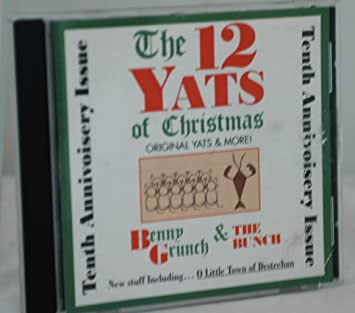 Benny Grunch - 12 Yats of Christmas - Amazon.com Music