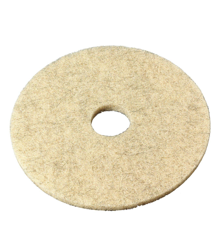 3M Natural Blend Pad 3500, Tan, 20'' (Case of 5)