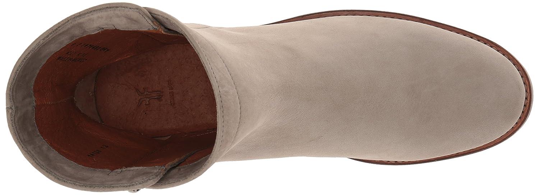 FRYE Women's B01H4XB4KK Natalie Double Zip Boot B01H4XB4KK Women's 8 B(M) US Grey c8f09d