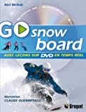 Go Snowboard Livre et DVD