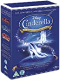Cinderella 3-Movie Collection Trilogy 1, 2, 3 (Special Box Set) [Blu-ray] [Region-Free] [Import]