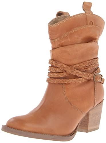 Dingo Twisted Sister Women's ... Slouch Western Ankle Boots HGJ1Wai