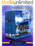 The MacLomain Series- Viking Ancestors (Books 1, 2 and 3)
