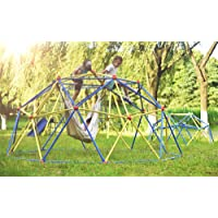 WHNB Dome Climber - Geodesic Climbing Dome for 3-12 Years Old Kids Outdoor Jungle Gym Toys with Rust and UV Resistant…