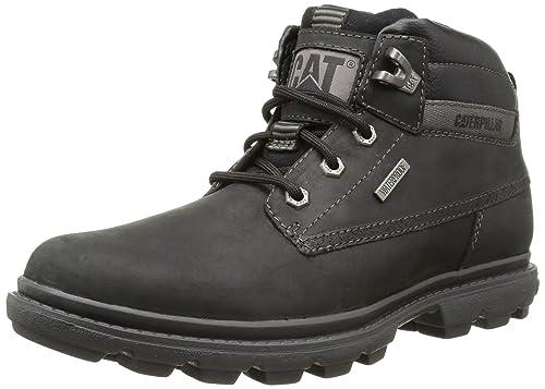 Cat Footwear Grady WP, Botines para Hombre, Negro, 45 EU
