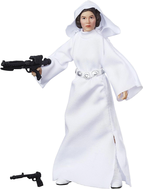 Amazon Com Star Wars The Black Series Princess Leia Organa Toys