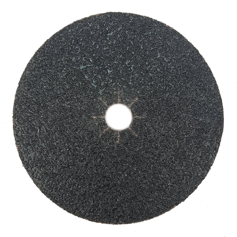 Mercer Industries 408020 Floor Sanding Disc, Silicon Carbide, Cloth Back, 7' x 7/8' Hole, Grit 20X, 50 Pack
