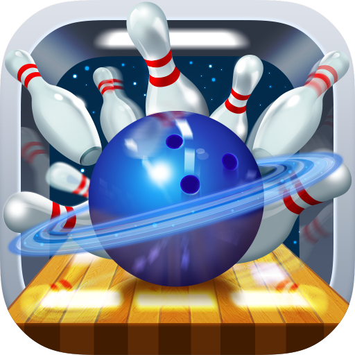 - Galaxy Bowling HD