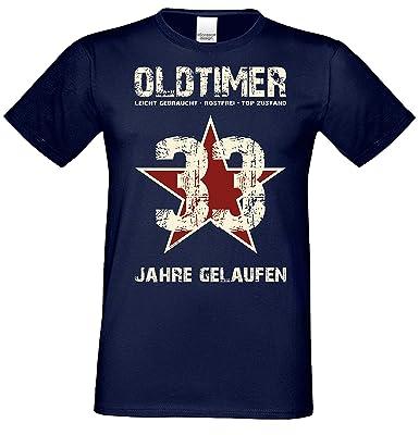 Frauen Geburtstag 33 Jahre Jahrgang 1986 T-Shirt zum 33.Geburtstag für Damen