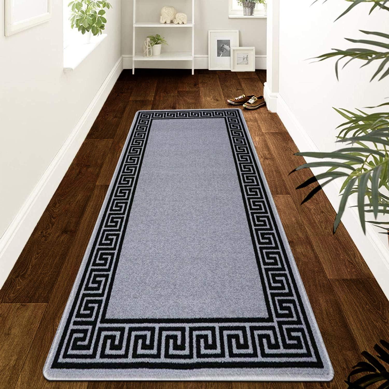 Non-Slip Kitchen Floor Mat Washable Rug Large Door Hallway Runner Carpet US