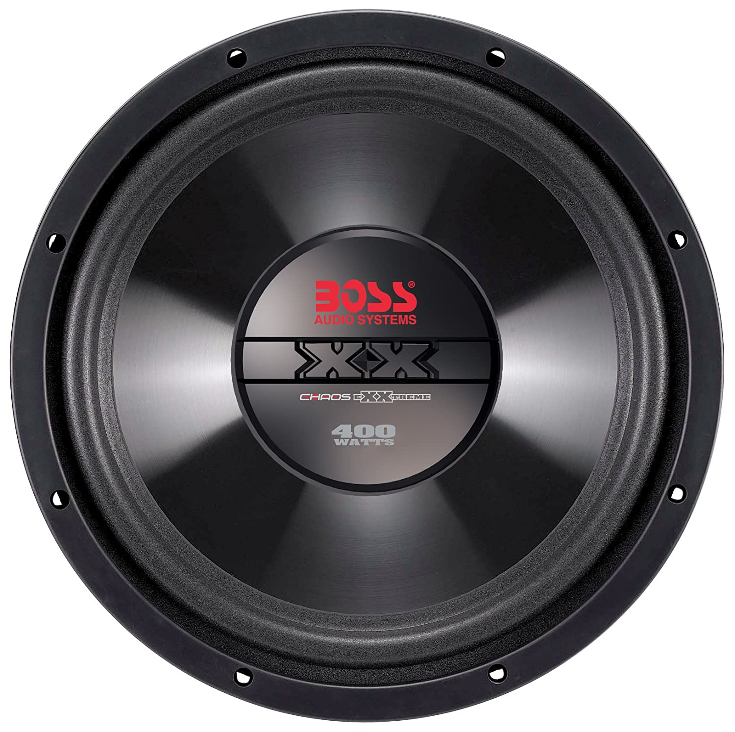 Boss Audio Cx8 400 Watt 8 Inch Single 4 Ohm Voice Coil Car Subwoofer Wiring Diagram For 12 Systems Inc