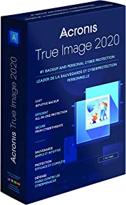 Acronis True Image 2020 - 1 Computer
