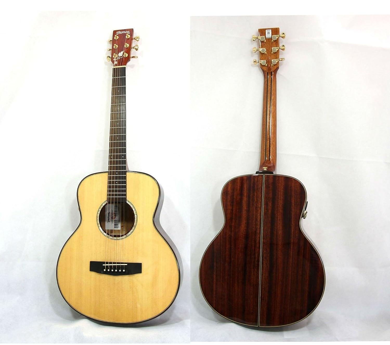 正規品販売! Trumon エレアコミニギター バック トップ ソリッド & バック & ソリッド G850mini Trumon B074W643RZ, CRISPIN(クリスピン):787fa3bc --- arianechie.dominiotemporario.com
