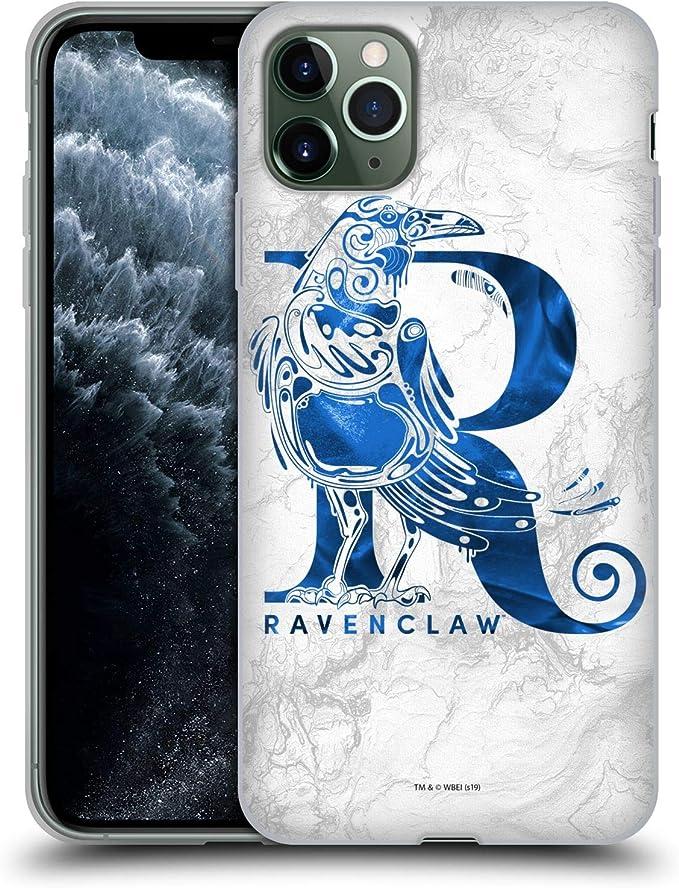 Head Case Designs Offizielle Harry Potter Ravenclaw Aguamenti Deathly Hallows Ix Soft Gel Handyhülle Hülle Huelle Kompatibel Mit Apple Iphone 11 Pro Max