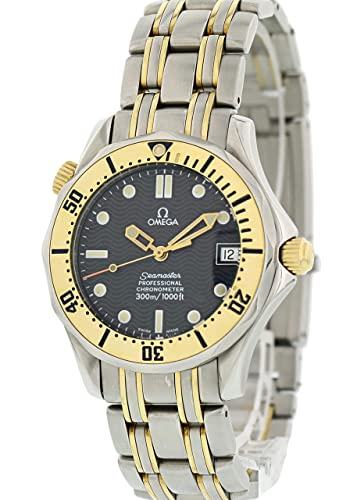 d82dc77aa7f Omega Seamaster Automatic-self-Wind Female Watch 2352.80.00 (Certified  Pre-Owned)  Omega  Amazon.ca  Watches