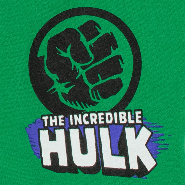 Marvel Boys The Incredible Hulk Pyjamas