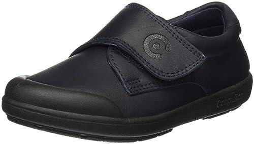 b6e5107e2f3 Conguitos Colegiales Niño Piel Lavable - Zapatos para niños  Amazon.es   Zapatos y complementos
