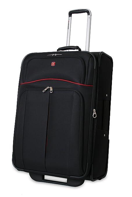 Wenger lugano suitcase -,27.5 inch negro