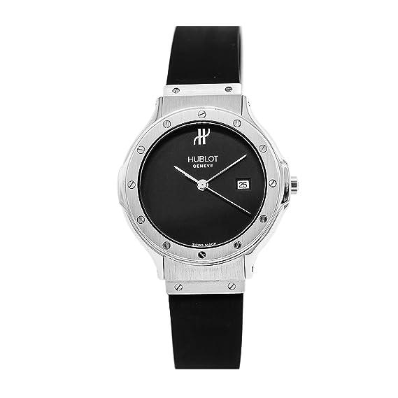 Hublot clásico MDM cuarzo mujer reloj 1405.1 (Certificado) de segunda mano: Hublot: Amazon.es: Relojes