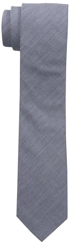 Original Penguin Men's Charley Stripe Tie Navy One Size 3GC6-5375