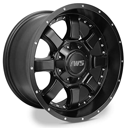 Amazon Com Iws Auto Replacement For 4 Set 17x9 6x139 7 6x135 12mm