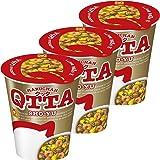 マルちゃん QTTA 醤油ラーメン 78g×3個