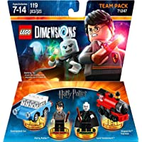Warner Bros LEGO Dimensions Harry Potter Team Pack - Harry Potter Team Pack Edition