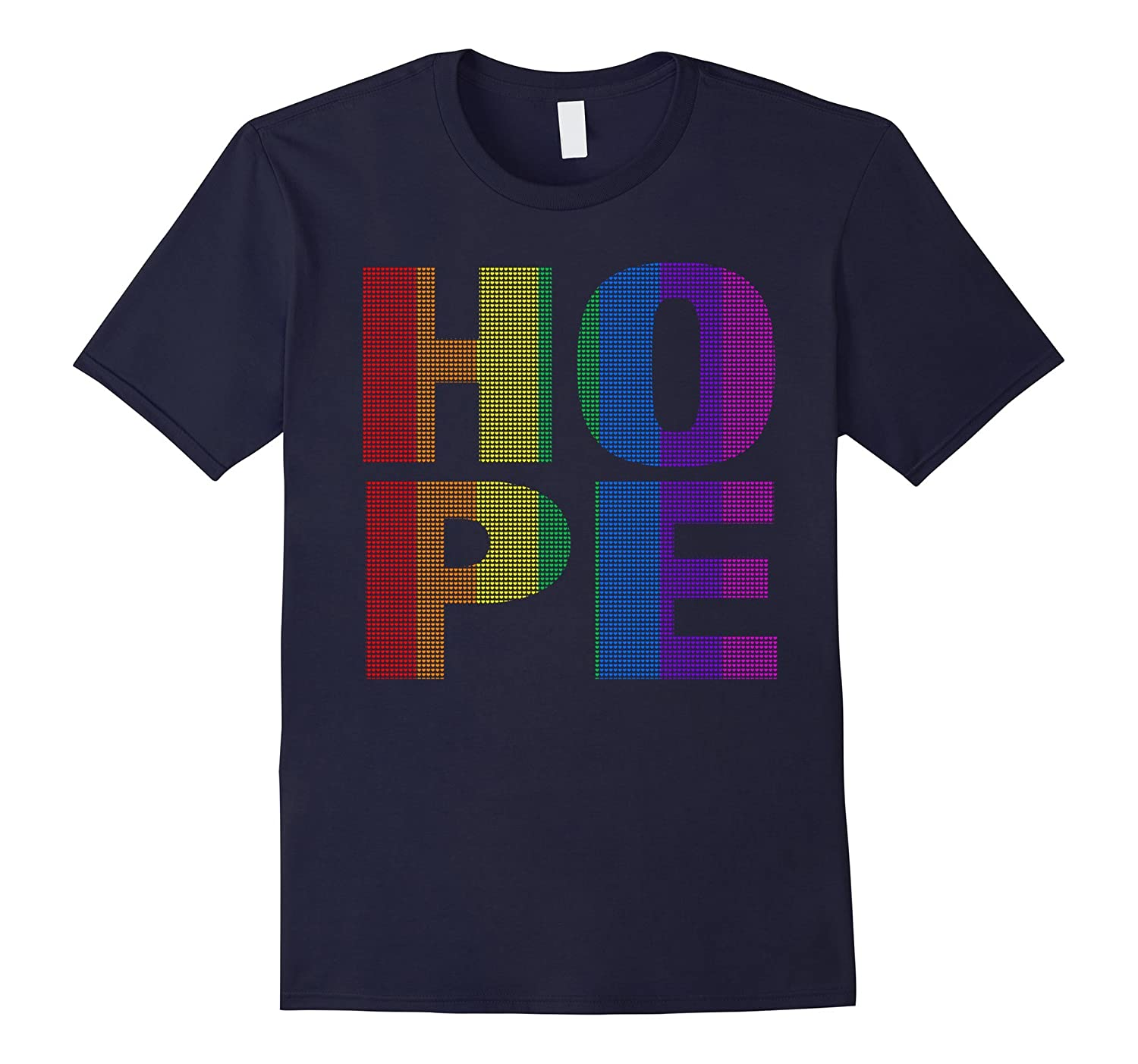 Awesome inspirational design LGBT Pride Month Gift Tee Shirt-BN