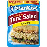 StarKist Ready-to-Eat Tuna Salad Albacore - 3 oz Pouch (Pack of 24)