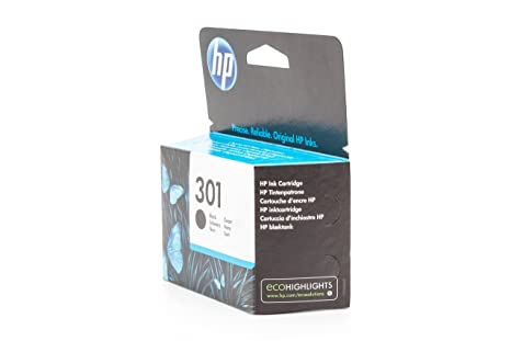 Amazon.com: HP CH561EE#301 - 301 BLACK INK CARTRIDGE BLISTER ...