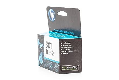 Amazon.com: HP CH561EE#301 - 301 BLACK INK CARTRIDGE BLISTER ...