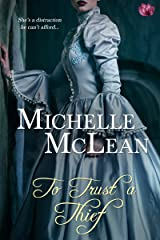 To Trust A Thief (Entangled Scandalous) Kindle Edition