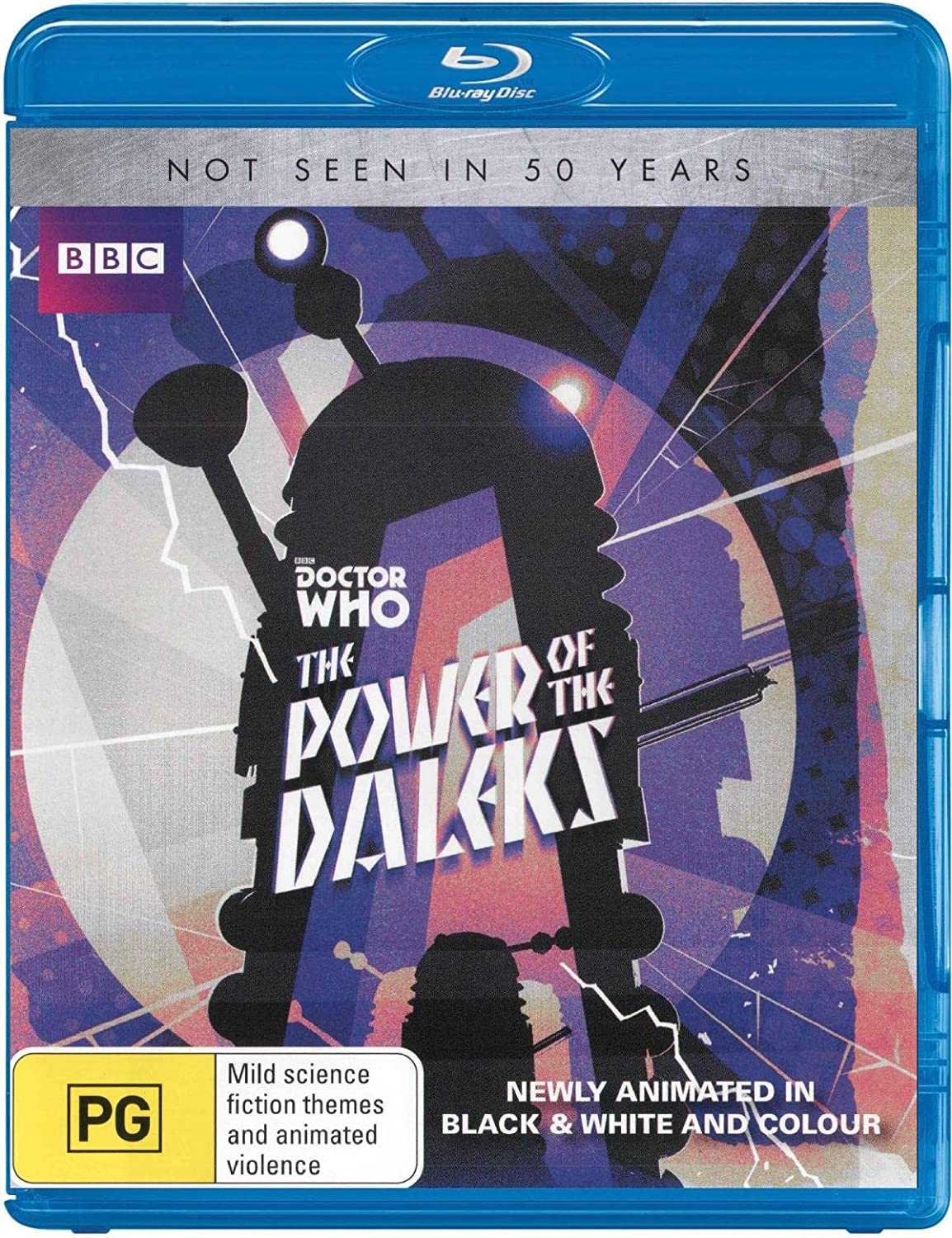 Doctor Who Power of the Daleks | NON-USA Format | Region B Import - Australia