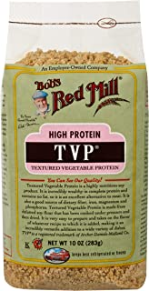 product image for Bob's Red Mill Textured Vegetable Protein, 10 Ounce (Pack of 4)