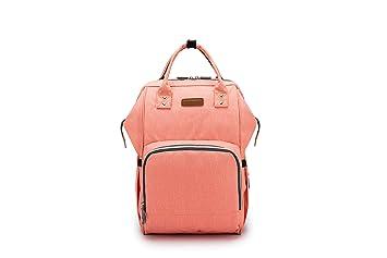 Amazon.com: carbay bolsa de pañales mochila, multi-función y ...