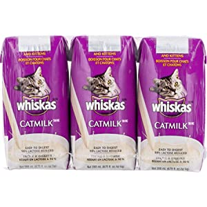 Whiskas Catmilk for Cats and Kittens