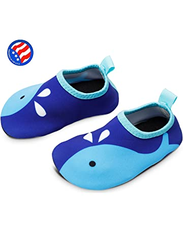 498fc8e08af72a Bigib Toddler Kids Swim Water Shoes Quick Dry Non-Slip Water Skin Barefoot  Sports Shoes