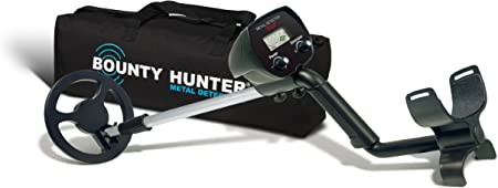 Amazon.com: Detector de metales VLF con bolsa de transporte ...