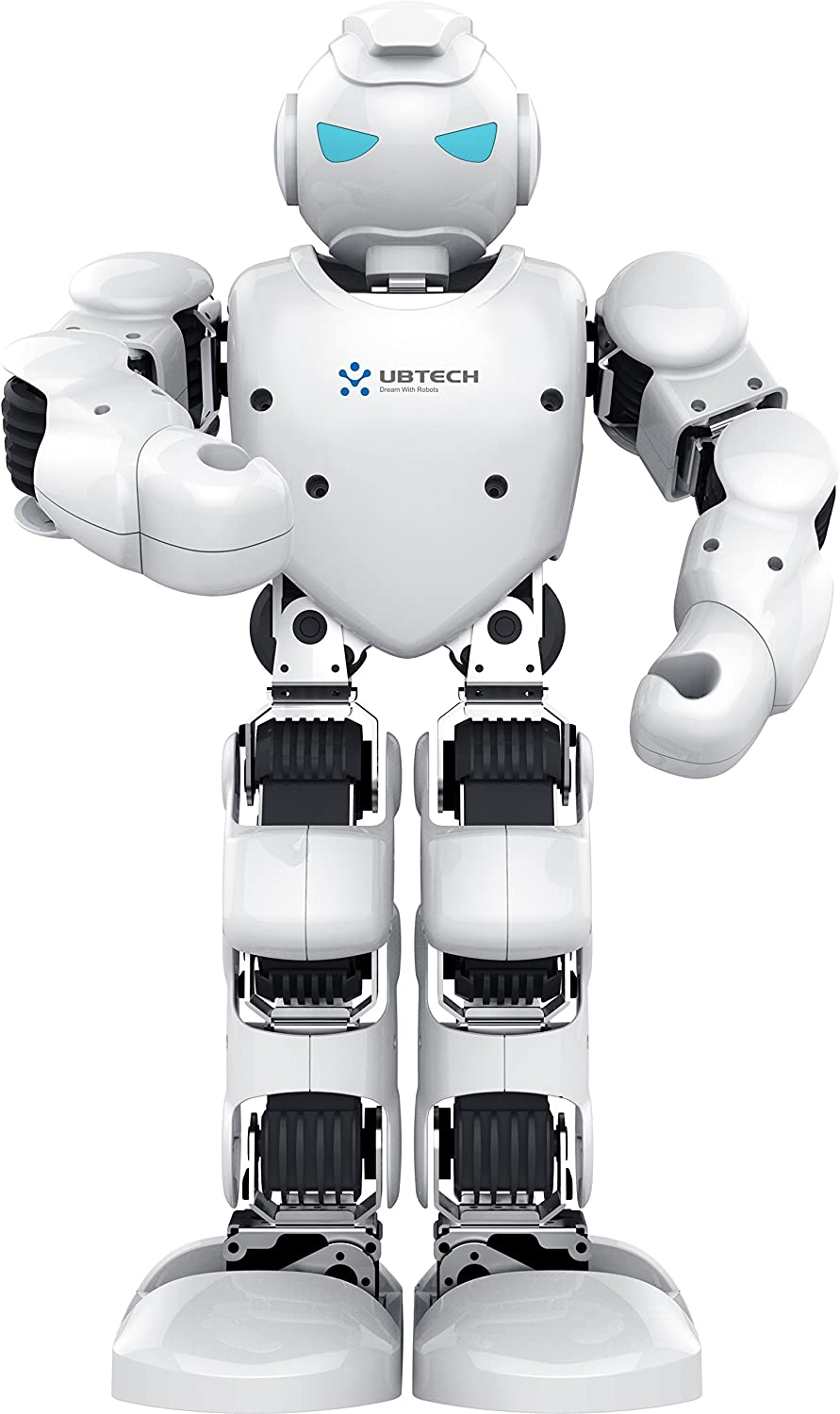 Amazon.es: UBTECH-UB-ALPHA1P Robot Educativo, Color Blanco (1)