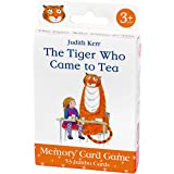 Paul Lamond 6695 The Tiger Who Came to Tea Memory Card Game