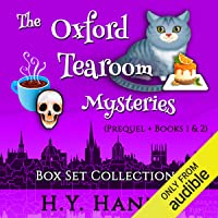 The Oxford Tearoom Mysteries Box Set Collection I: Prequel + Books 1 & 2