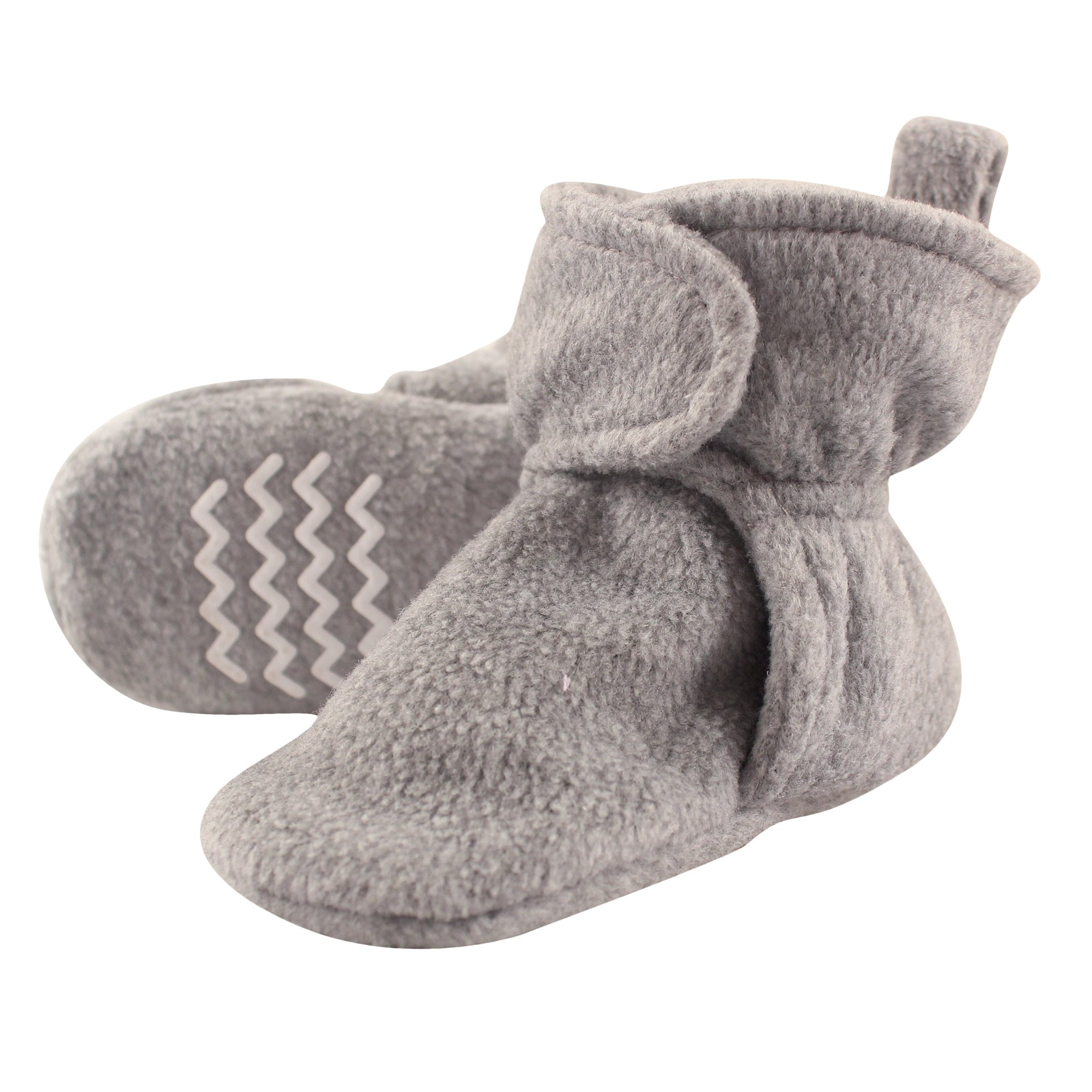 Hudson Baby Unisex Cozy Fleece Booties