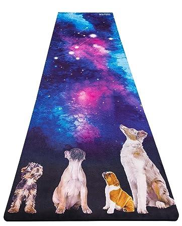 Amazon.com: Esterilla de yoga toalla Combo., Eco-friendly ...