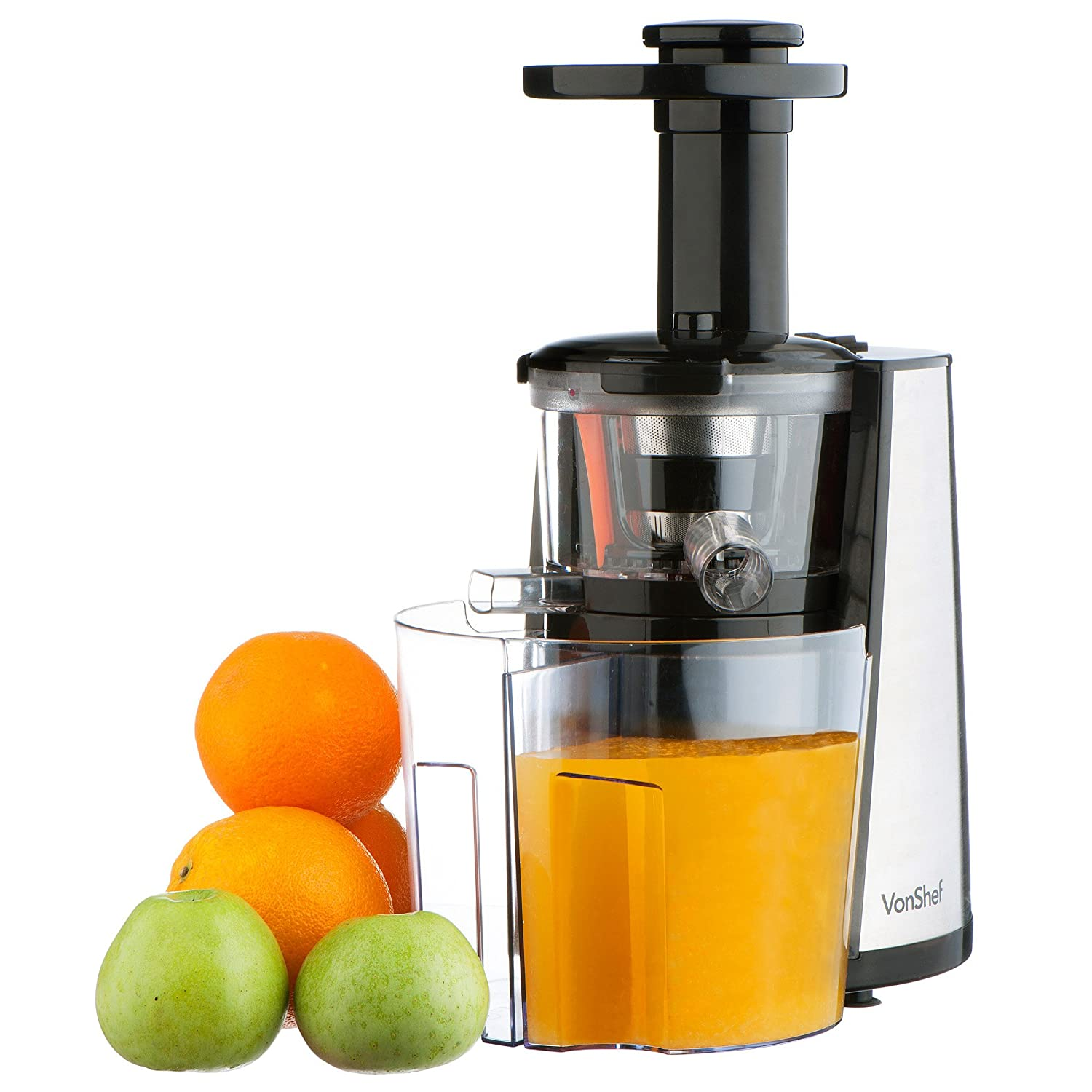 Best Rated Masticating Juicer : Best Juicers - Comparisons & Reviews of Top Rated Juicers Safety.com