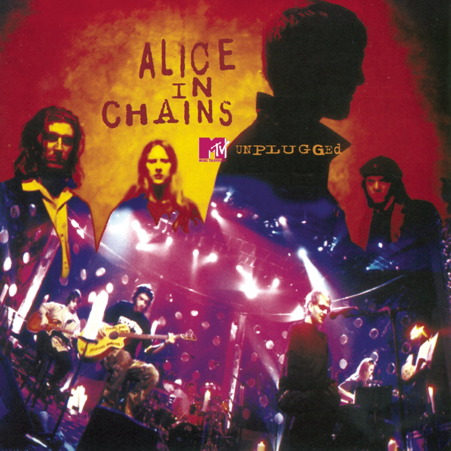 CD : Alice in Chains - Unplugged (CD)