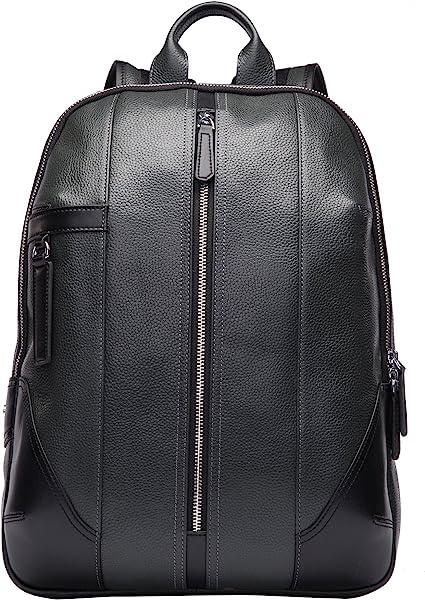 bc9a4538a4c9 BISONDENIM リュックメンズ 本革 バッグパックリュックサック 人気 ブランド おしゃれ ビジネス カジュアル兼用 通勤