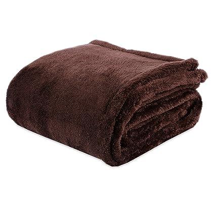 Amazon Berkshire Blanket ExtraFluffy BlanketFuzzy Warm Adorable Berkshire Blanket Fluffy Throw