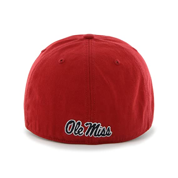 best website f86d2 6c9b9 Amazon.com    47 NCAA Mens Franchise Fitted Hat   Clothing